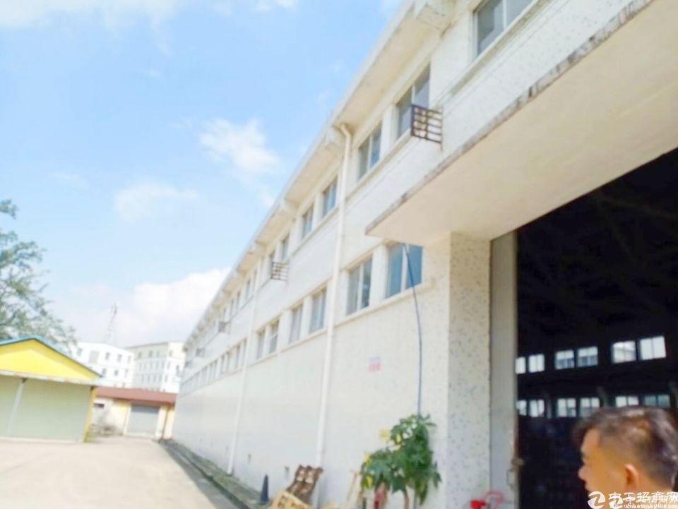 广州珠吉1楼仓库300平仓库空地大,有卸货平台出租