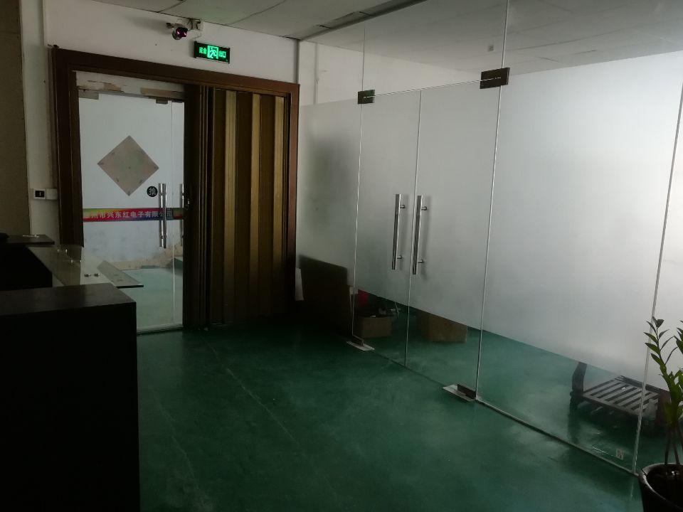 惠州陈江镇新出标准楼上带装修厂房1570平方-图3