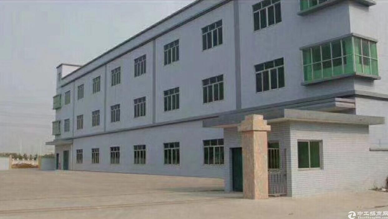 惠州稀有国有证厂房诚意出售
