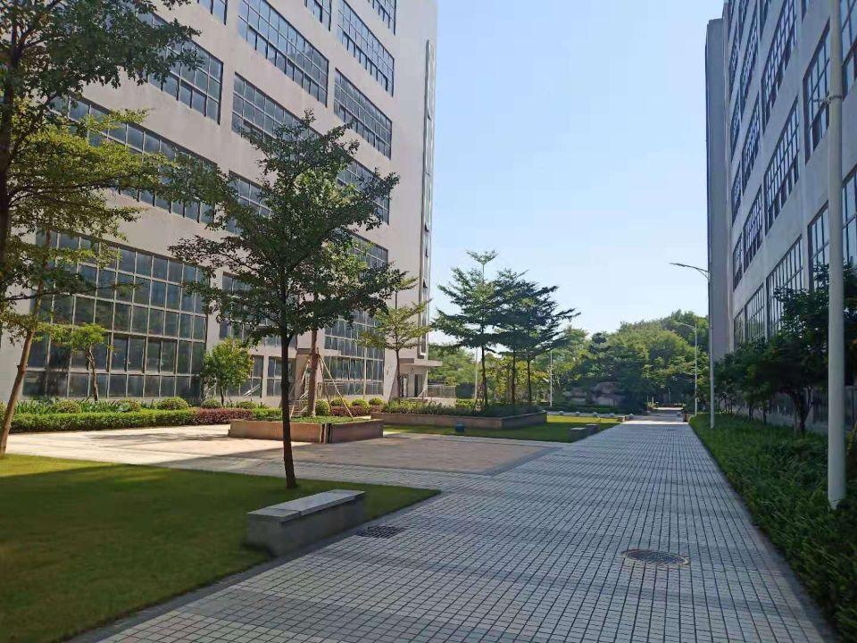 布吉李朗独院红本整栋厂房17000平带卸货平台出租