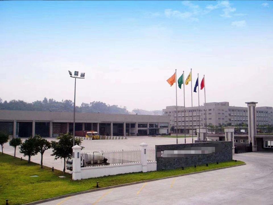 东莞新出花园式钢构独院厂房27600平方,便宜出租