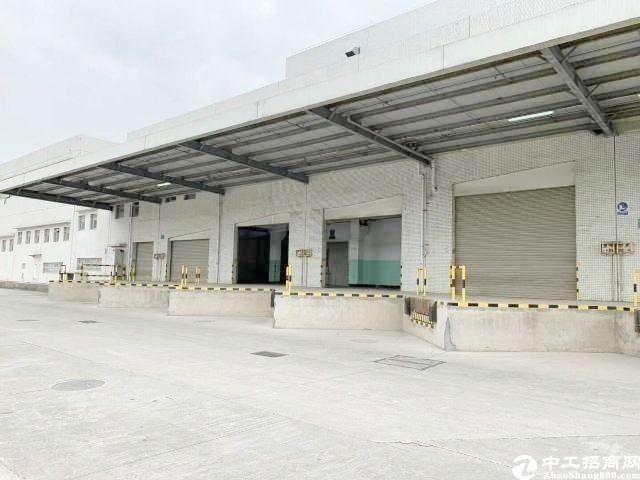 广州开发区新出6000平物流大型仓库厂房出租可分租