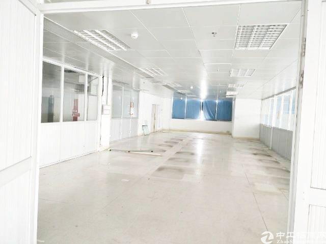 广州科学城高塘石地铁附近1000平可做生产仓库出租可分