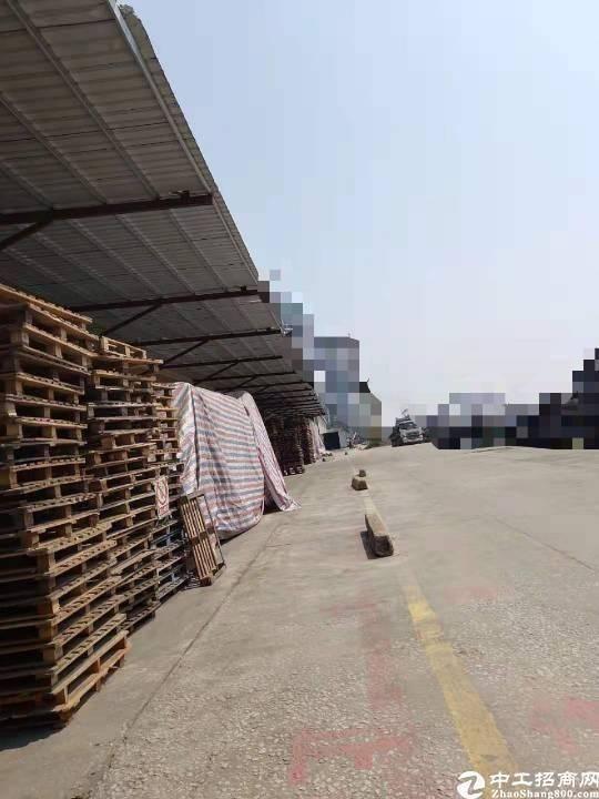 广州科学城附近5000平仓库带卸货平台出租可分租