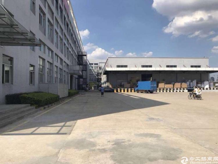 凤岗镇东深快线边带卸货平台仓库3000平方米出租