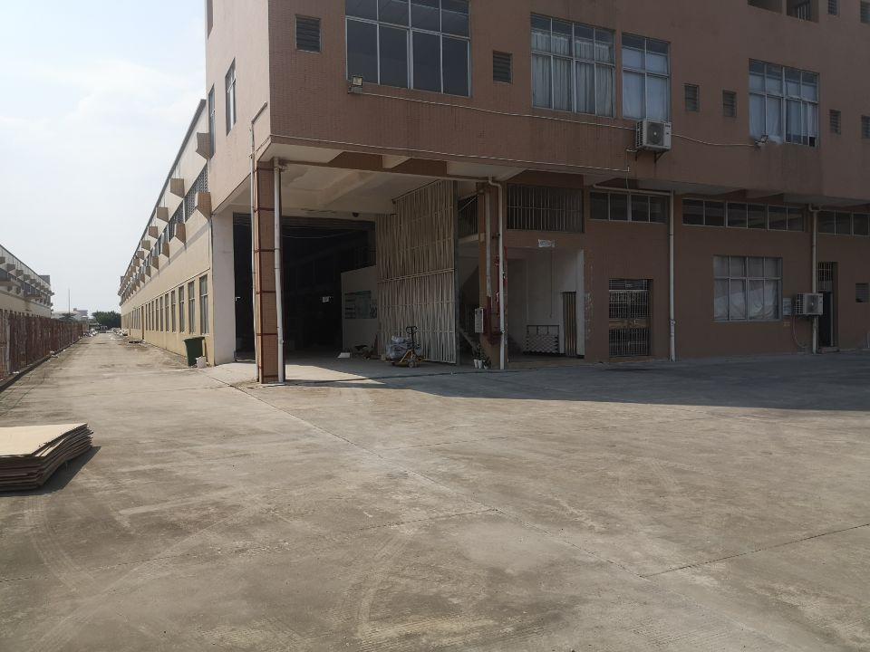洪梅独院原房东砖墙铁皮顶厂房