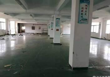 福永新和1300平一整层带装修厂房出租图片4