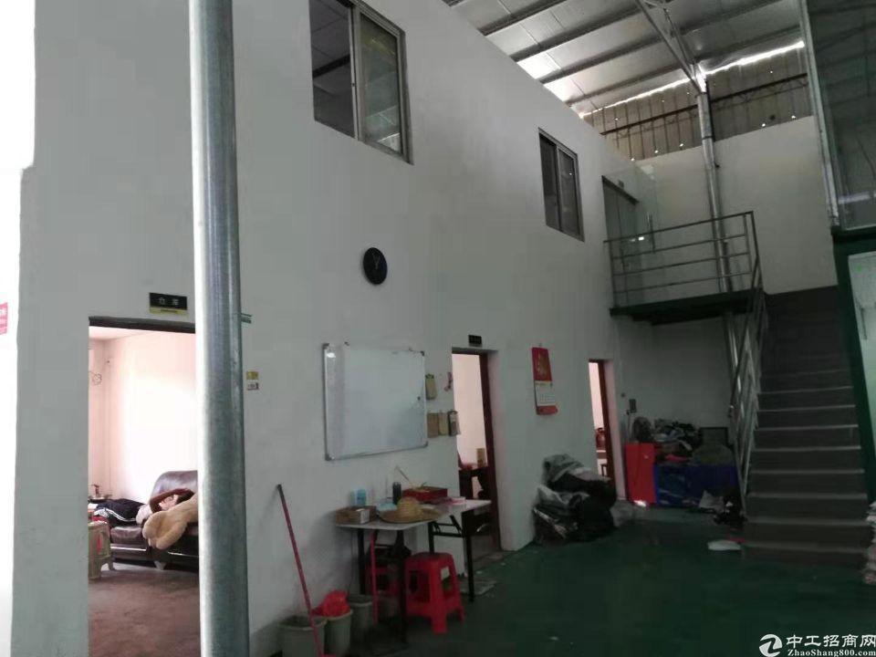 天河龙洞迎龙路新出单一层铁皮仓库835方滴水6米可生产