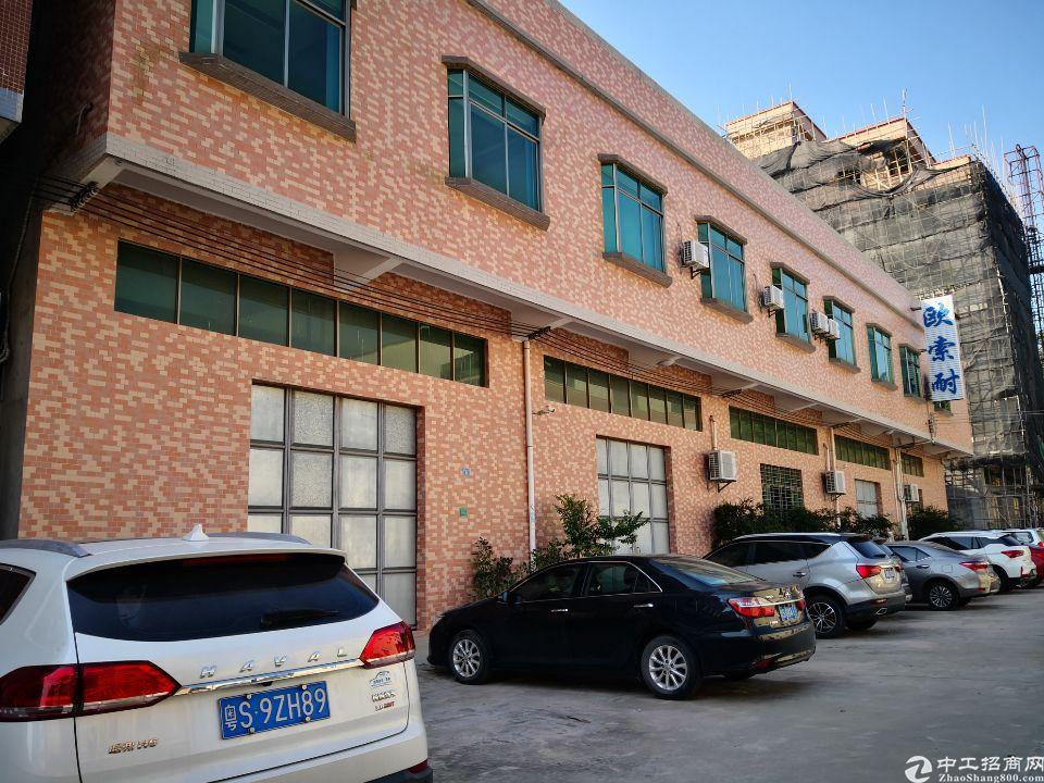 茶山镇标准独栋厂房1180平方招租