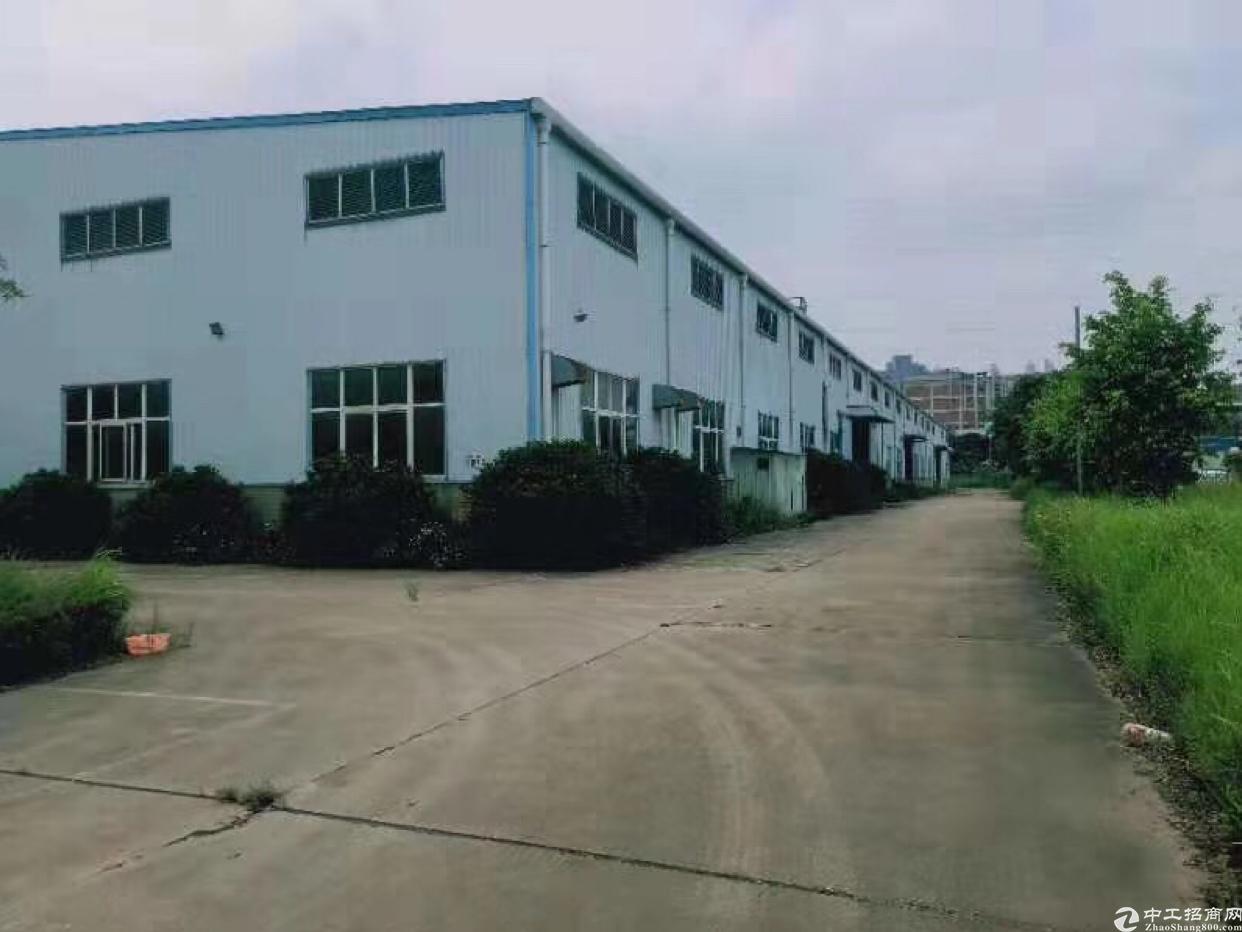 单一层厂房13000平方仓库客户优先