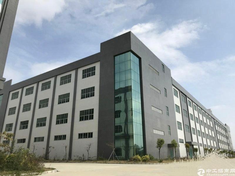 海珠区新出标准厂房7000方,大小分租,可办环评。