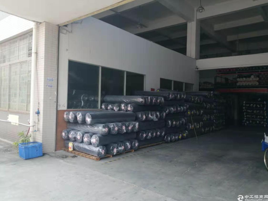 钟村大型工业园内标准一楼4200方证件齐全出租