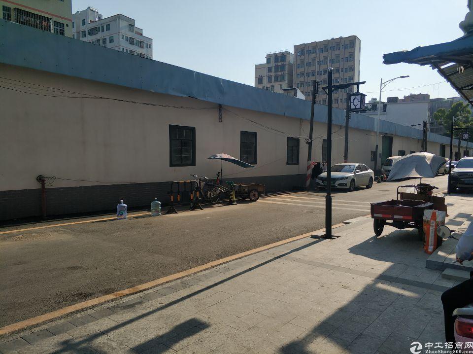 观澜桂花位于主城区铁皮房1900平