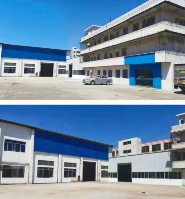 (新)虎门独门独院单一层钢结构厂房出租,可环评,可分租,实际