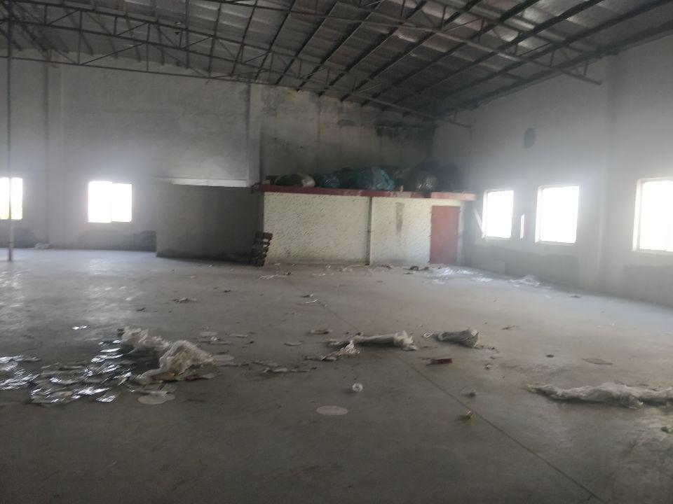 广州白云区一手房东分租四楼钢结构厂房600方