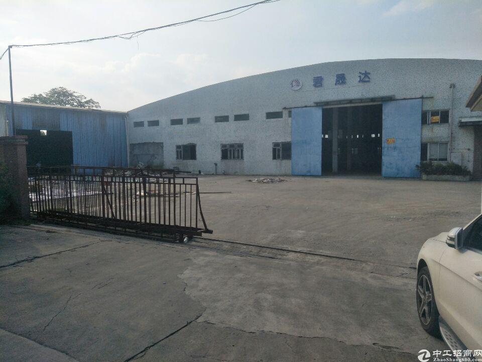 独院简易厂房仓库10800平方出租