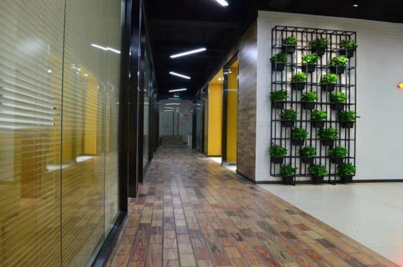 沙井镇后亭地铁口现场办公贸易厂房楼上1000平方带装修厂房出-图6
