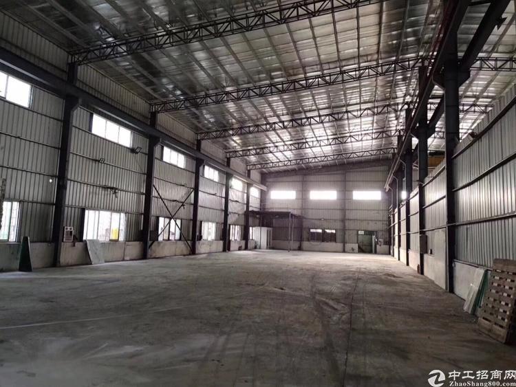 塘厦镇铁皮带办公室900平方厂房