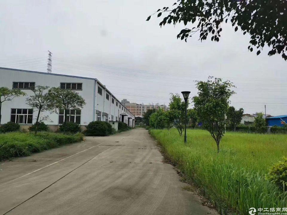 广州增城主干道旁国有双证厂房2000㎡出售形象好位置佳