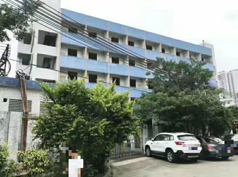 广东市桥三千平厂房出售可改公寓写字楼