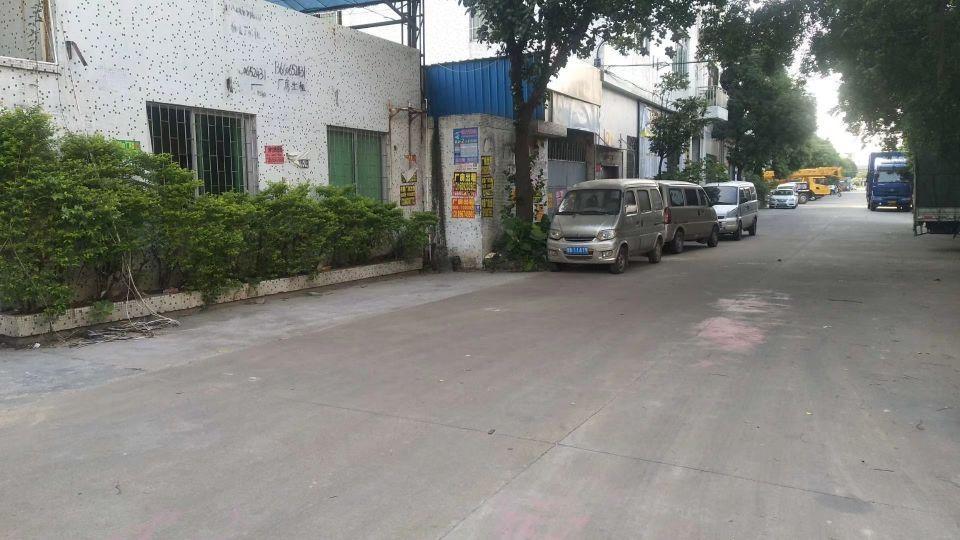 钟村工业区钢构厂房1800平米,滴水7米