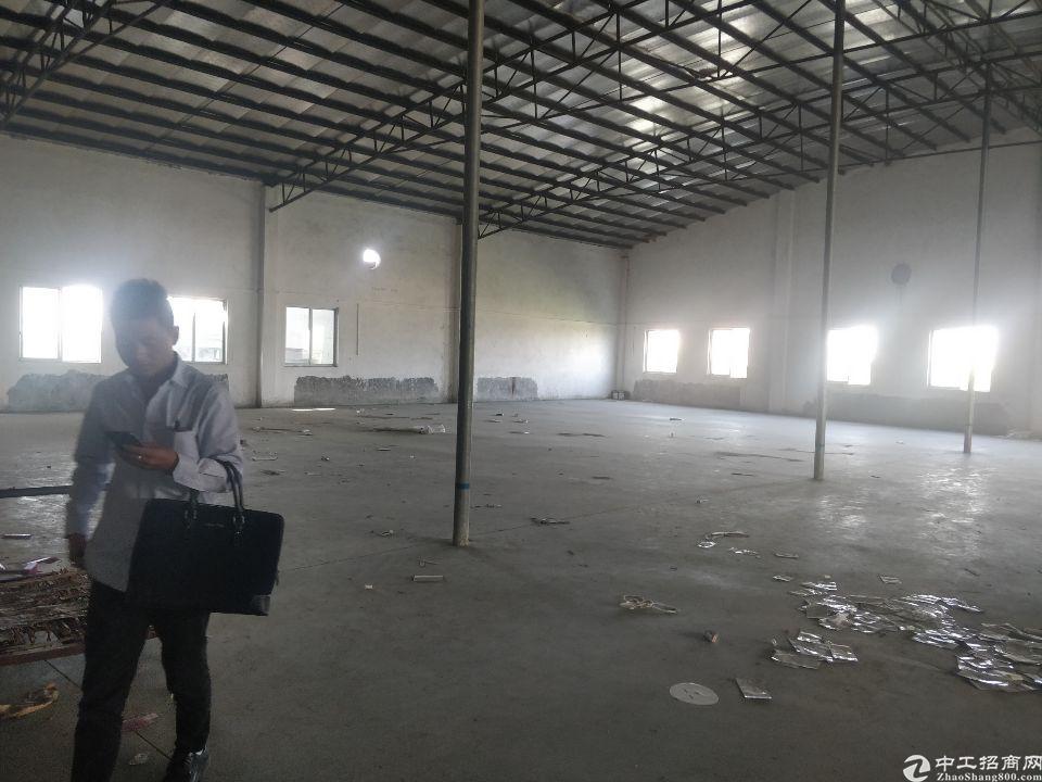 广州白云区一手房东分租四楼钢结构厂房600方-图2