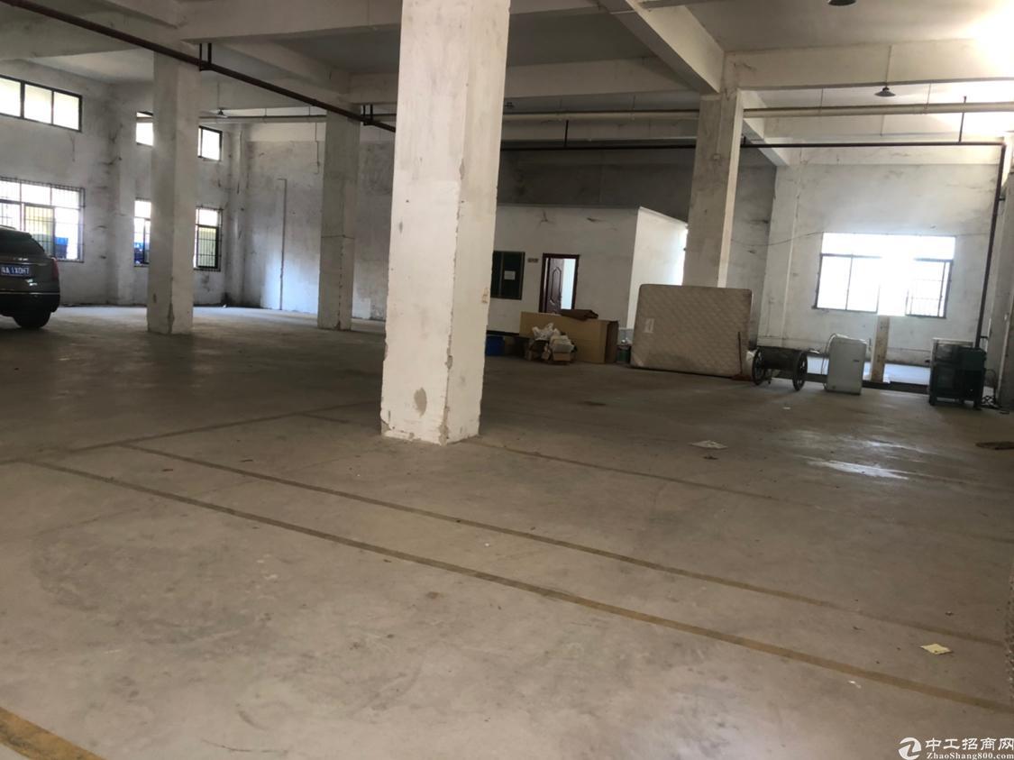花都大道一楼厂房仓库500多方,工业用地