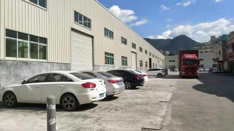 樟木头镇裕丰新出8米高单一层1000平带行车5吨不限制行业