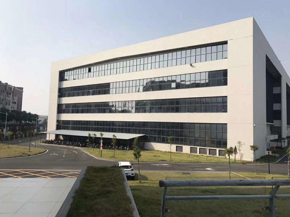 东莞南城新出办公研发楼6000㎡,产业孵化基地。