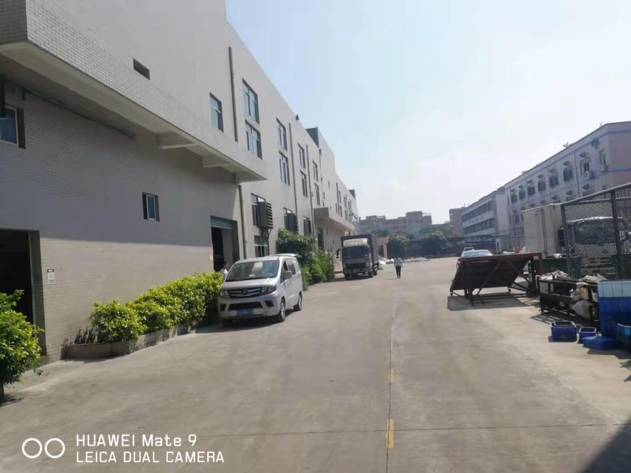 原房东独院厂房分租二楼整层4600平,可做仓库生产