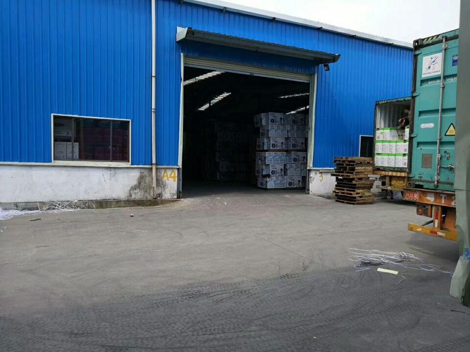 广州南沙榄核单一层10200方物流仓库厂房出租