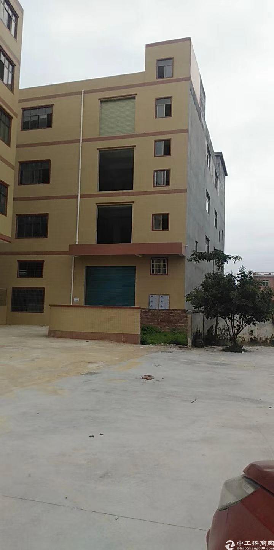 惠州市博罗县龙溪原房东独院三层标准厂房