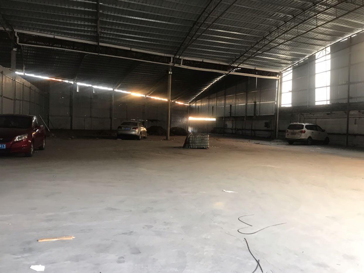 滴水6米单一层钢结构仓库证件齐全,交通便利