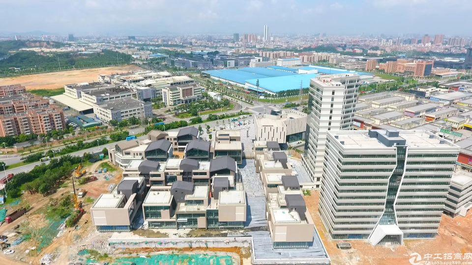 东莞新出红本厂房160000万平出售