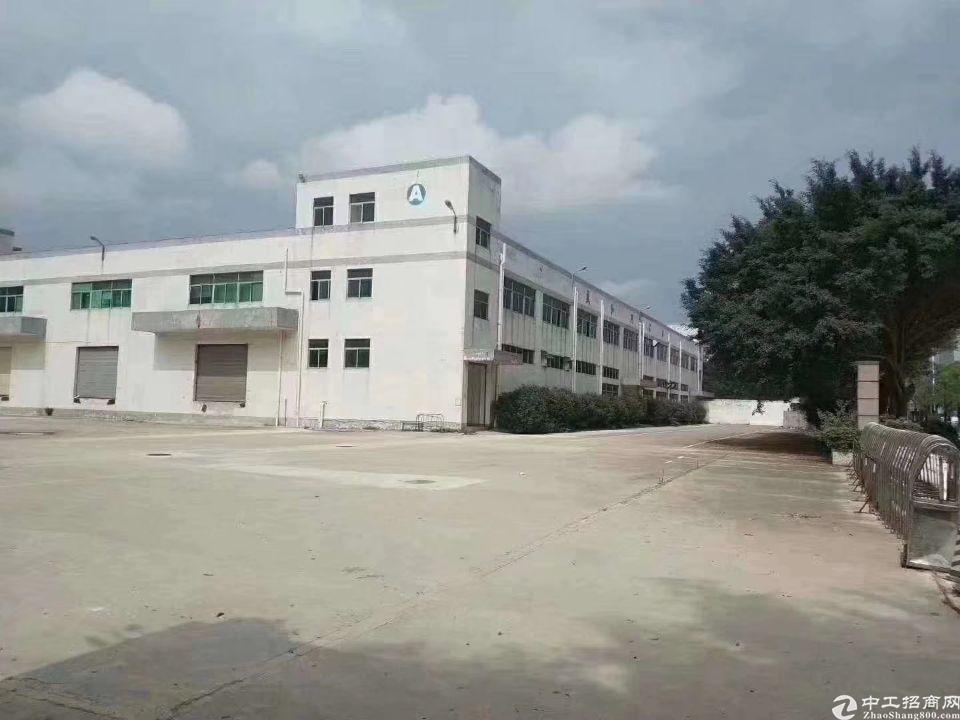 坪山大工业区物流仓库产业园3800平厂房出租
