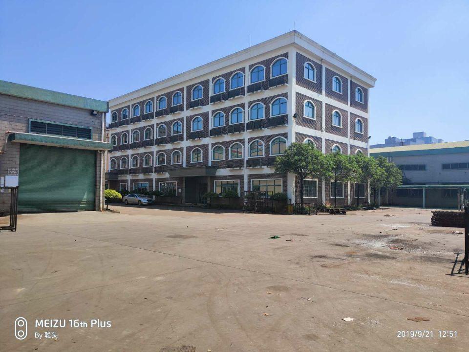 东莞市寮步镇向西村原房东独门独院单一层钢构厂房21600平方