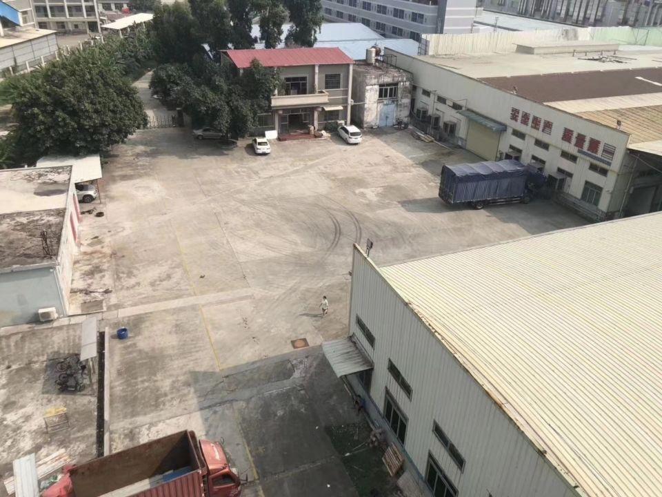 洪梅原房东带纸品环评独院厂房招租