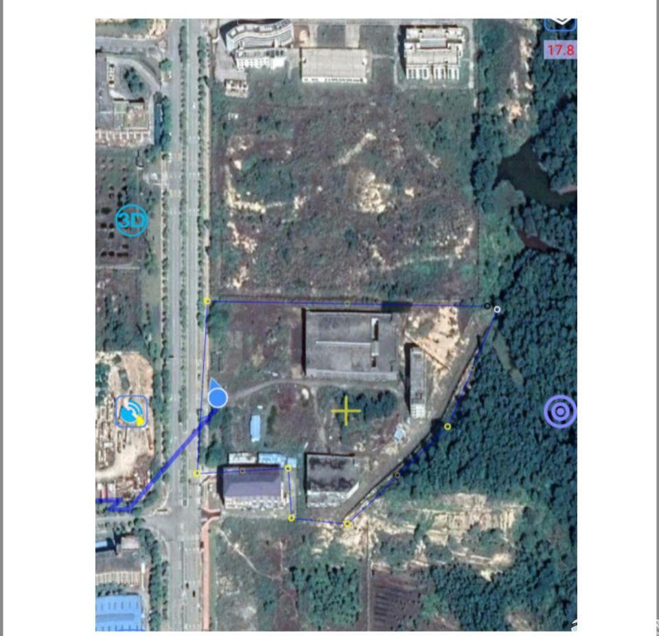 广州黄埔占地40.5亩可定建54000