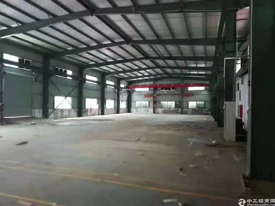 原房东钢结构厂房5000平米