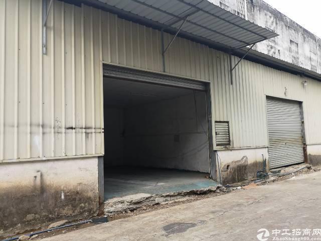 广州市天河区珠吉新出160平单一层铁皮仓库出租