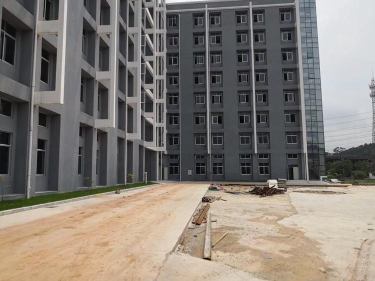黄江镇高速旁大型新建工业厂房可按实际面积出租