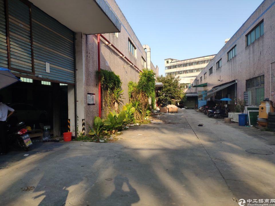 深圳公明塘尾新出2000平方钢构独院