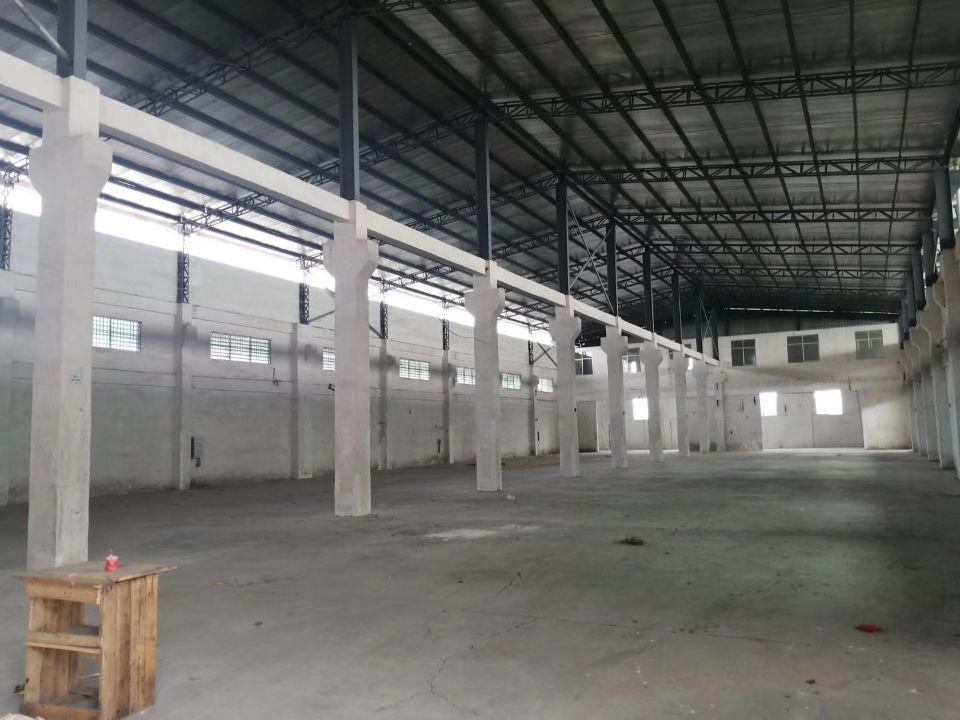 东城原房东独院钢构,厂房2000平米,配套宿舍100平米