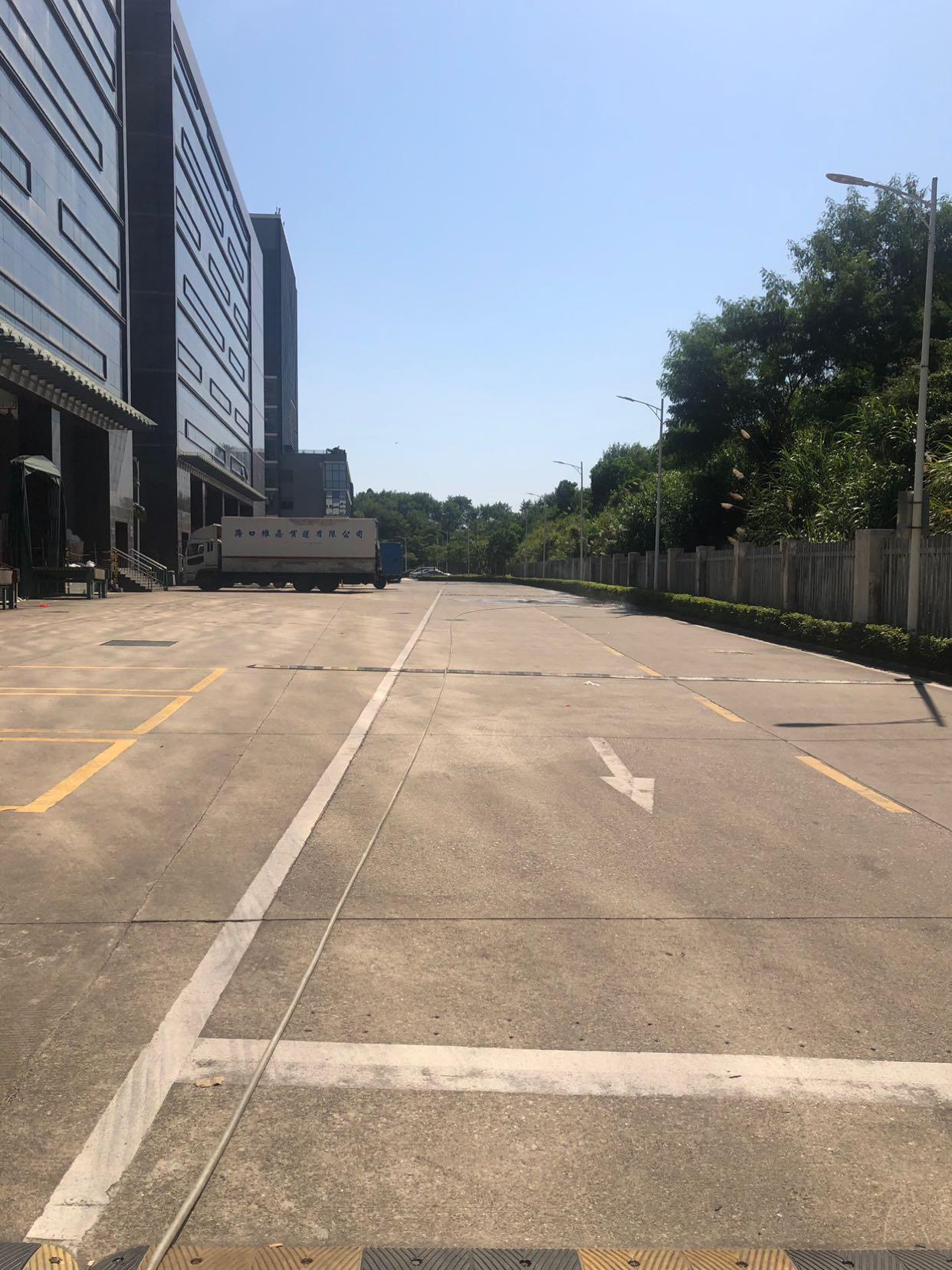 布吉李朗独栋标准货仓厂房层高5米