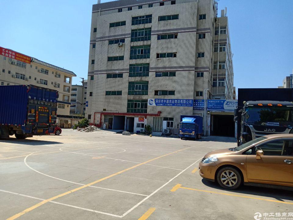 出租沙井新天虹附近楼上办公贸易组装仓库200平米起租
