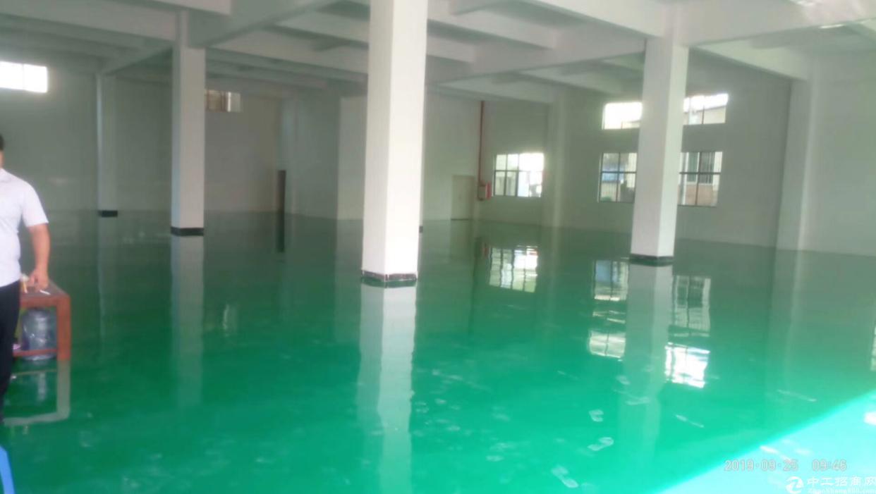 塘厦蛟乙塘新出标准厂房二楼650平米全新无尘车间厂房出租