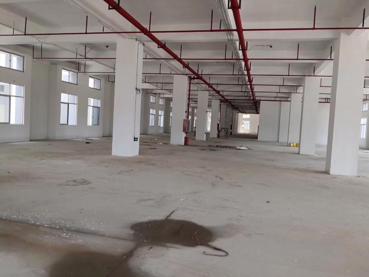 黄江镇大型工业厂房每层3200,1至8层