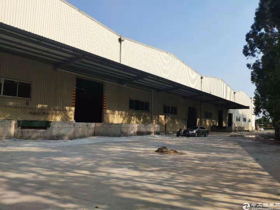 麻涌镇丙二类消防仓库有卸货平台12米高