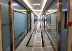 石岩星城全新豪华装修写字楼86一520平方出租