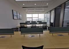南山科技园豪华装修小面积办公室